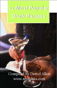 flasks popular drink recipes