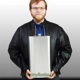 huge flask 2 gallon