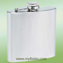 cheap flask 6 oz