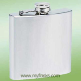 cheap flask 6 oz