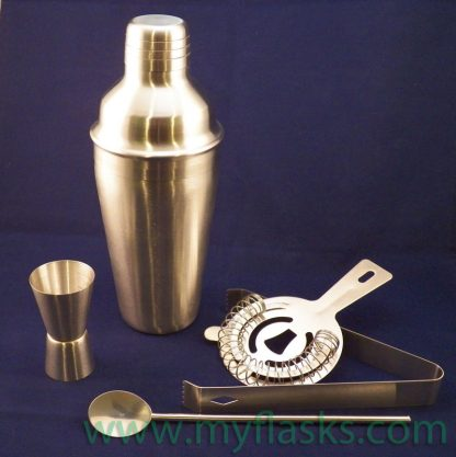 bartender cocktail shaker