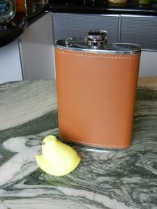 flask for peeps