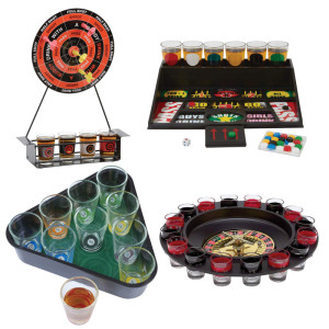 drinking games party pack
