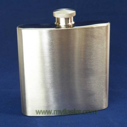 6oz flask compact discreet