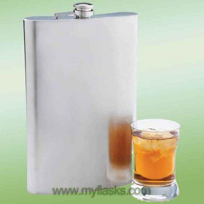 huge flask 64 oz