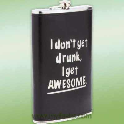 huge flask 64 oz