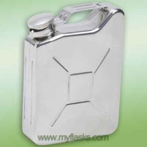 flask gas can