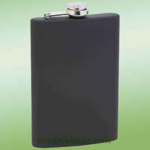 cheap flask soft touch