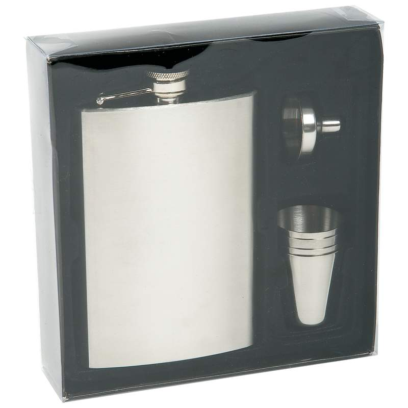 flask gift set 6pc