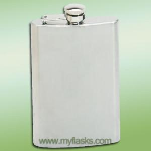cheap flask 8oz