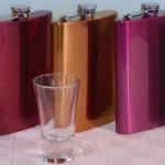 mardi gras flasks for men
