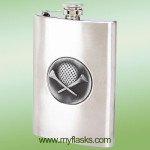 flask for golfer