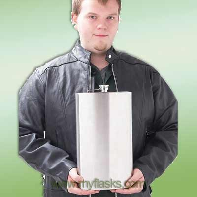 giant gallon flask