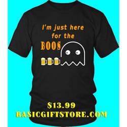 halloween tshirt pacman ghost