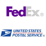 we ship using fedex