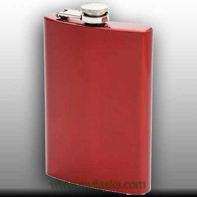 red flasks for women