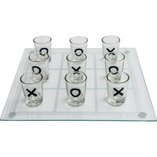 2 player drinking game using tic tac toe