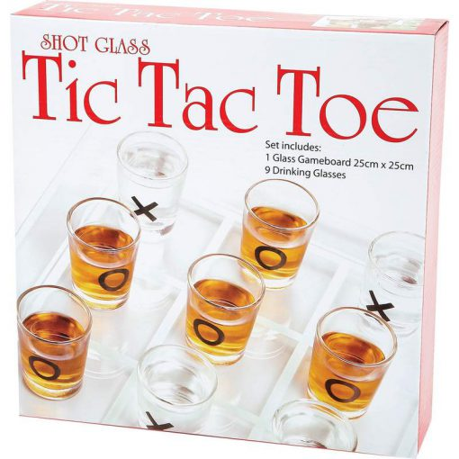 tic tac toe drinking game for 2 people